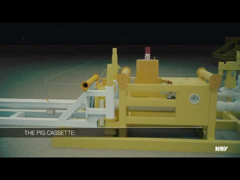 Subsea Automatic Pig Launcher