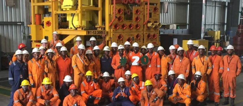 technipfmc-delivers-20th-subsea-tree-for-egina-filed