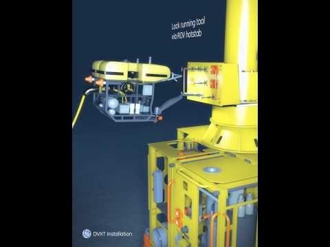 DVXT deepwater vertical tree system